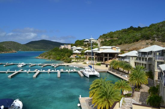 Scrub Island Resort, Spa & Marina, Autograph Collection: View from our balcony