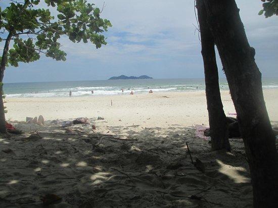 Lopes Mendes Beach : Hermosa playa