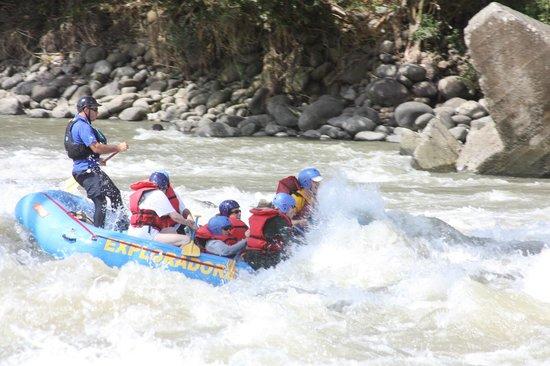 Exploradores Outdoors: Hitting the rapids