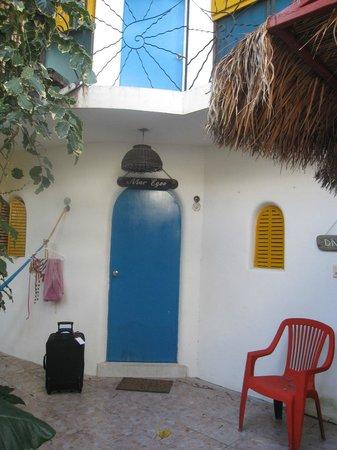 Villa Ana Maria : Door to bedrooms