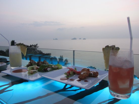 InterContinental Samui Baan Taling Ngam Resort: Fav time of the day