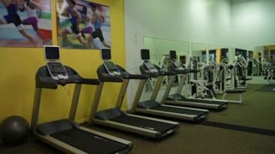 Fairmont Le Chateau Montebello: gym