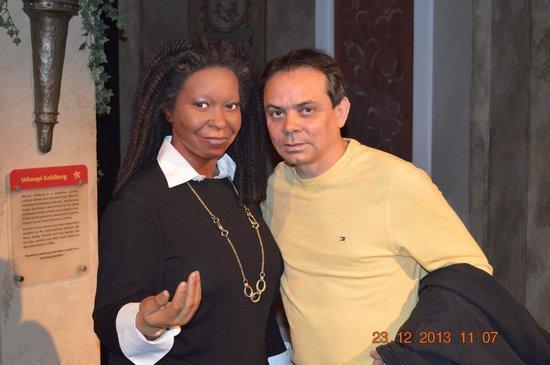 Madame Tussauds New York : Linda