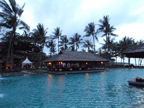 INTERCONTINENTAL Bali Resort : Swimming Pool
