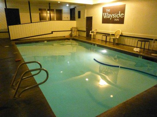 The Wayside Inn: Indoor pool
