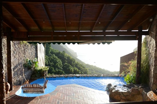 Ladera Resort: View from our room