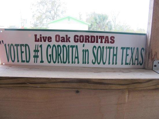 Live Oak Drive Thru: Goritas at their best