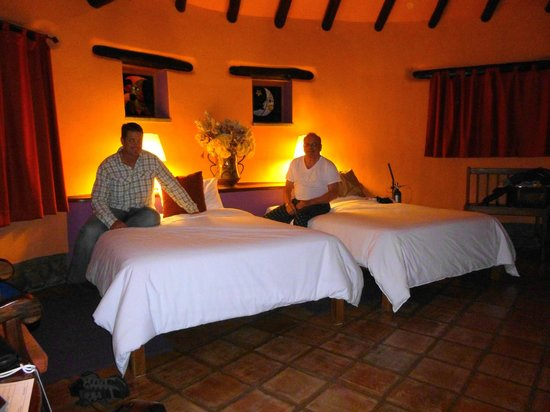 Sol y Luna - Relais & Chateaux: Plenty of room