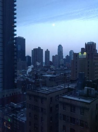 Hilton Garden Inn Times Square: room 1502