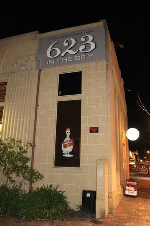 623 Restaurant and Bar: 623 in the City