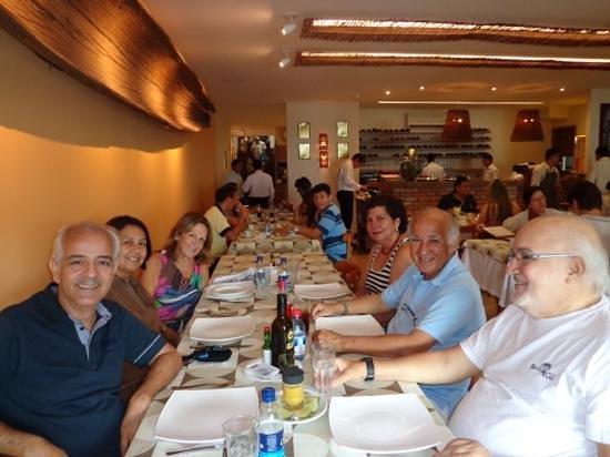 Banzeiro: Família Paiva