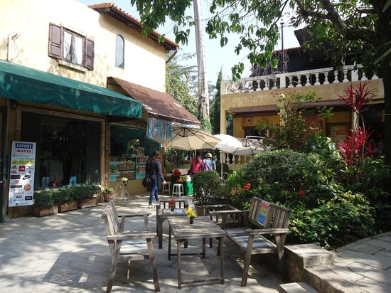 Palio Khao Yai: one corner of the market
