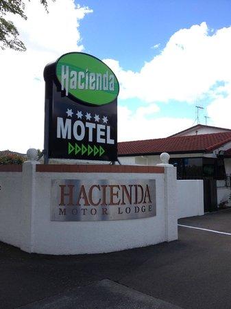 Hacienda Motel: Hacienda Motor Lodge