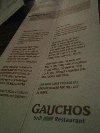 Gauchos - aan de Gracht : Gauchos