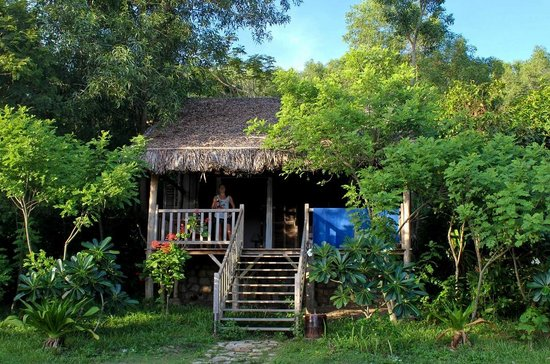 Mango Bay Resort : Our bungalow