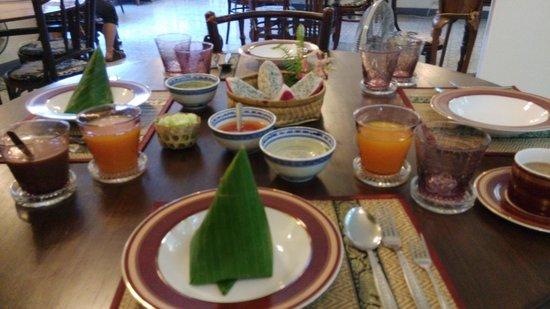 SSIP Boutique Dhevej Bangkok: breakfast