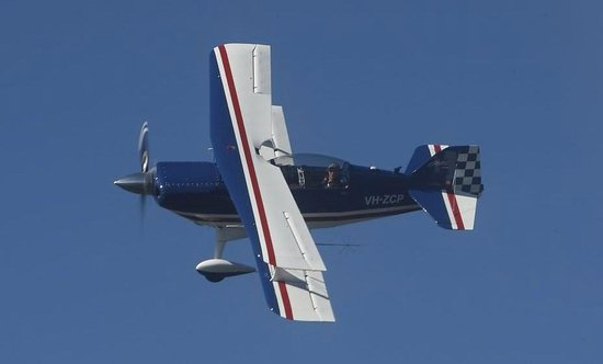 Bankstown, Australien: The mighty Pitts S-2C...the V8 supercar of the skies!