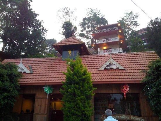 Birds Valley Resorts Munnar: Main entrance