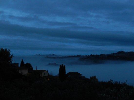 Castello di Montegufoni: Beautiful Views