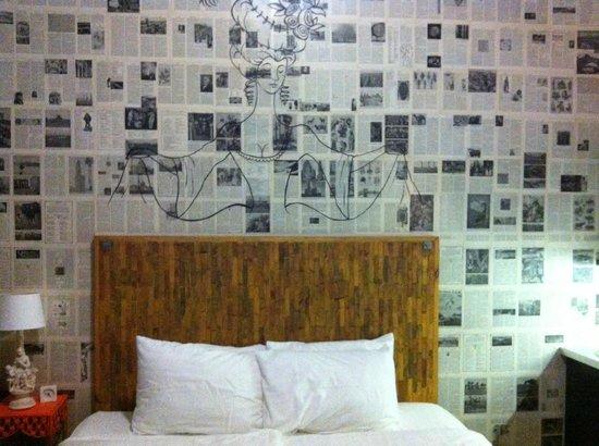 OK Hotel: bedroom