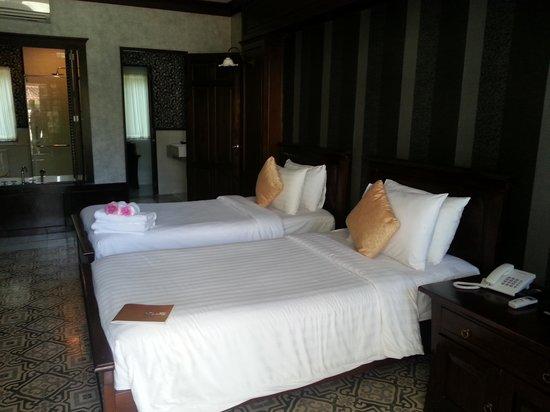 Rayaburi Resort (Racha Island): Beds