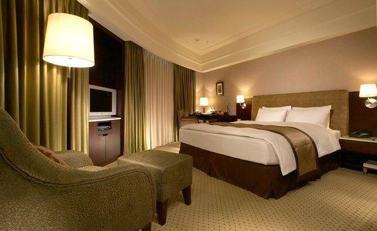 Grand Forward Hotel: Coner Room