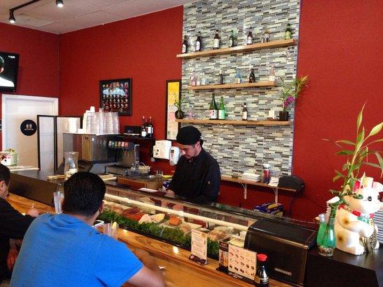 Photo of Japanese Restaurant Paradise Sushi at 20 E Washington St, Petaluma, CA 94952, United States