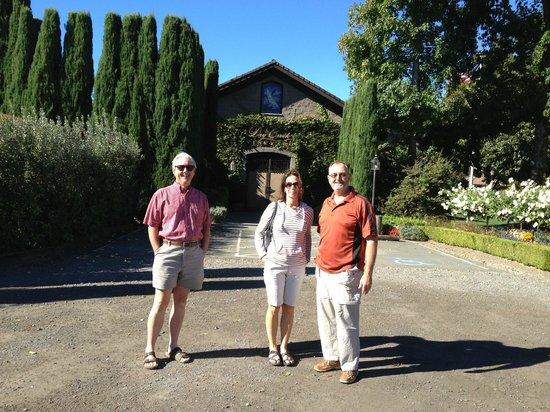Dry Creek Vineyard: Dry Creek Winery - worth a visit