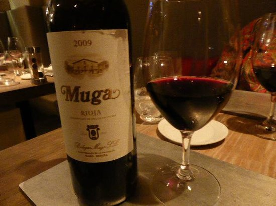 Con Gracia: Muga Rioja (E30 per bottle)
