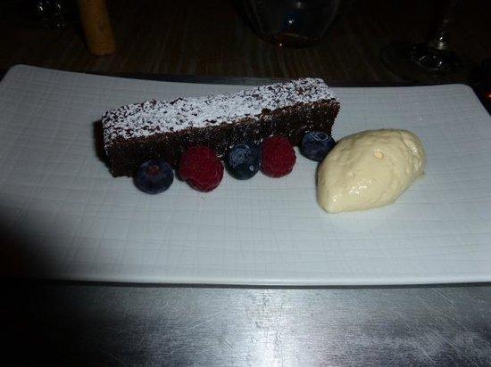 Con Gracia: Dessert