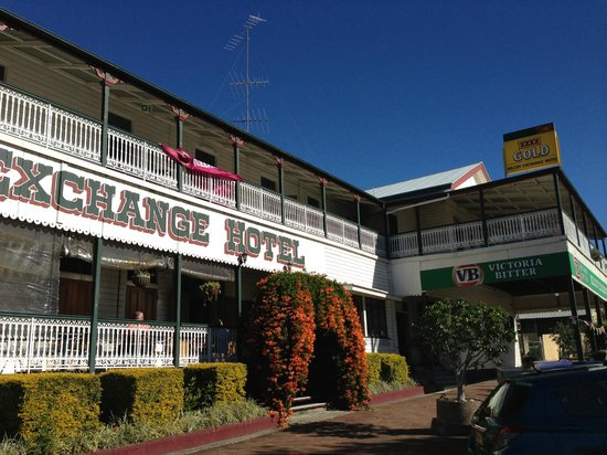 ‪Exchange Hotel Kilcoy‬