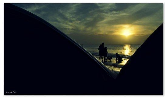 Farol Velho Beach