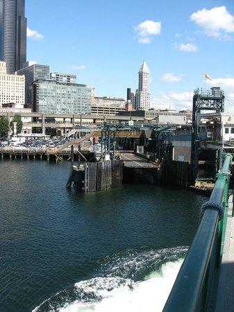 Washington State Ferries: seattle- bainbridge ferry