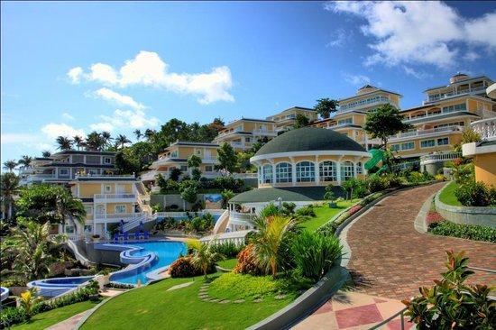 Monaco Suites de Boracay : View of the Hotel