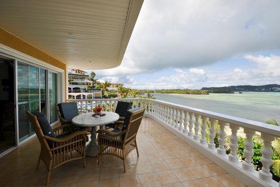 Monaco Suites de Boracay : Balcony