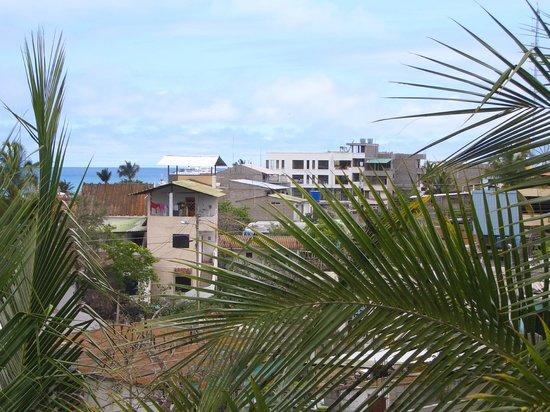 Hotel Mainao: Вид на море