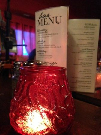 Lady of the Lake Shop, Cafe & Pub: Candlelight dinner! Lady of the Lake Cafe & Pub  |  135 17th St N, Brandon, Manitoba