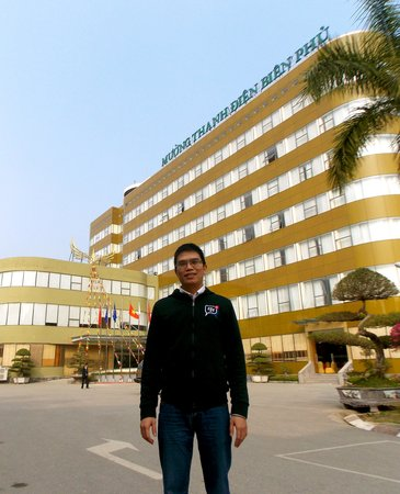 Muong Thanh Hotel: Vice Director Dung goes out of his way to make your stay here trouble free