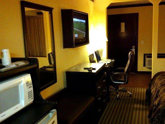 Super 8 Moore Oklahoma City Area: Desk Area