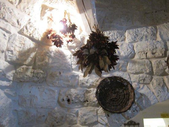 I Trulli di Alberobello - World Heritage Site: アルベロベッロのトゥルッリ・・・家の中の様子