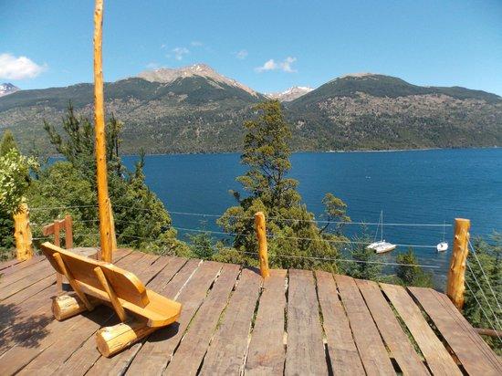 Quime Quipan: Deck al Lago Futalafquen