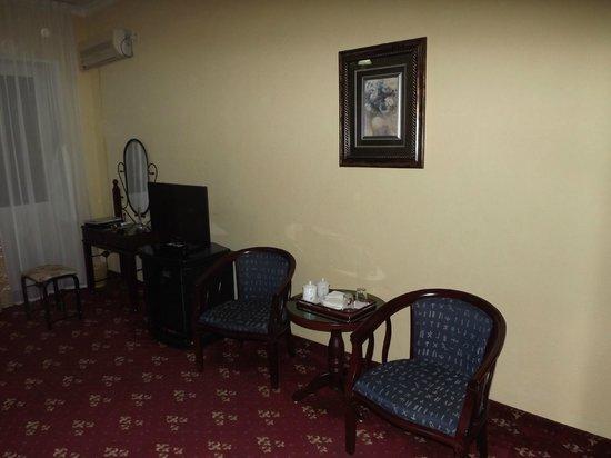 Hotel Asia Khiva: Мой номер в гостинице.