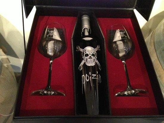 Armida Winery: PoiZin Zinfandel
