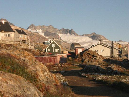 Hotel The Red House: Casette groenlandesi