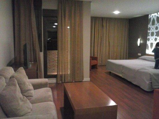 Hotel Granada Palace: Se ve todo bastante cuidado