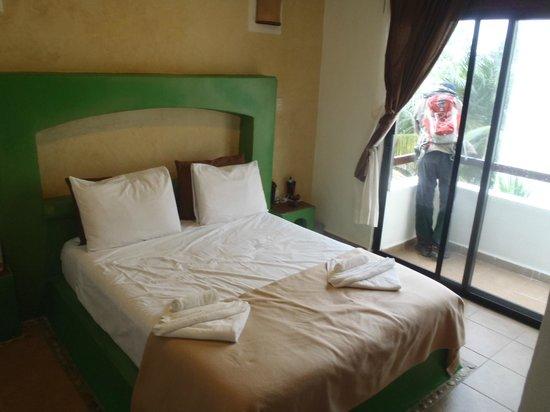 Posada Pachamama: bed, super comfy