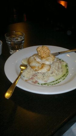 Solace Cafe & Restaurant: Fish - main course