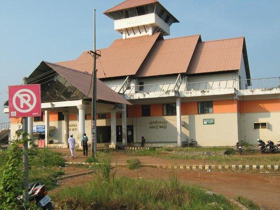 Church of Saint Francis : Ferry terminal to Fort Kochi