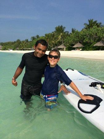 Four Seasons Resort Maldives at Kuda Huraa : with Zihan