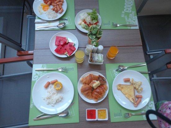 Ibis Pattaya: приятного аппетита